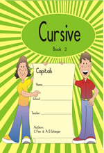 9781919775630 - Cursive Book 2 - Upper Case