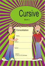 9781919775647 - Cursive Book 3: Irish Rule