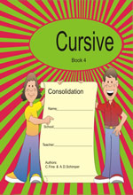 9781919775654 - Cursive Book 4 - Feint & Margin