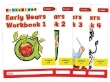 9781862092389 - Letterland Early Years Workbook 1-4