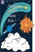 9781869260620 - Mastering Mental Maths Book 7