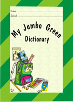 9781869260293 - My Jumbo Green Dictionary