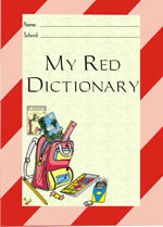9781875066926 - My Red Spelling Dictionary