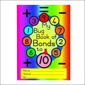 9781770323773 - My Bug Book of Bonds to 10