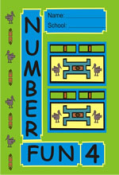 9781875066216 - Number Fun Book 4