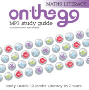 9780796233912 - On the Go: Maths Literacy Gr 12