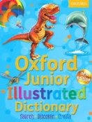 9780192767233 - Oxford Junior Illustrated Dictionary
