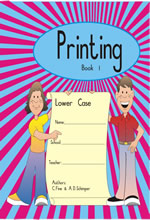 9781919775531 - Printing Book 1: Lower Case