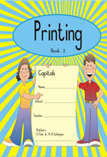 9781919775548 - Printing Book 2 - Upper Case