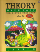 9789679854450 - Theory made Easy for Little Children Level 2