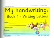 9781770322769 - My Handwriting Book 1