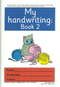 9781770322394 - My Handwriting Book 2