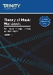 9780857360052 - Trinity: Theory of Music Workbook Grade 6